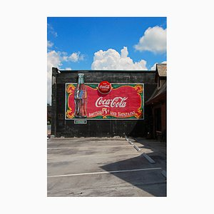 Murale di Coca-Cola, Fayetteville, 2011