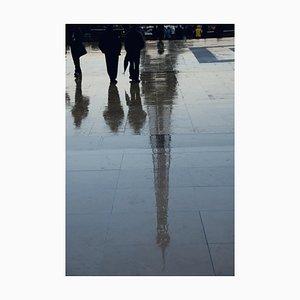 Reflection de la Tour Eiffel 2008