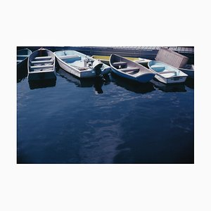 Boats in the Harbor, Rockport, Maine, 1984