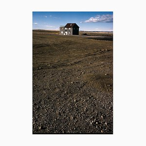 Lone House, Billings, Montana, 1983