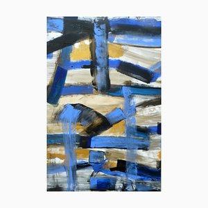 Grande Fresque Bleue III, 2017