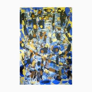 Grand Signe Bleu Jaune, 2015