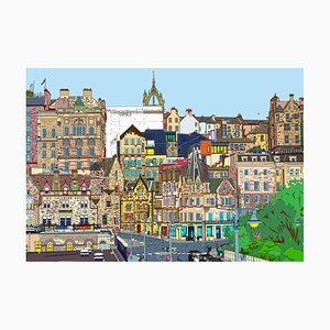 Edinburgh View, 2021