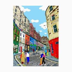 Victoria Street, Edinburgh, 2020