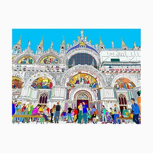 San Marco, Venezia, 2020