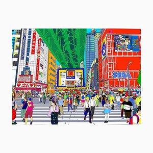 Akihabara Street, 2020