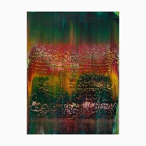 Abstract Vegetable Garden N°222, 2018