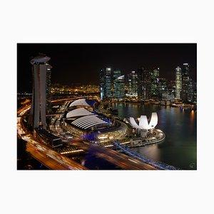 Singapore Marina Bay aus dem Flyer # 3, 2013