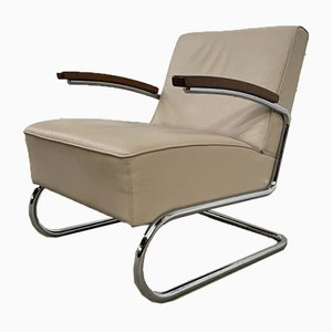 Model S 411 Armchair from Thonet