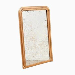 Louis-Philippe Gilt Wood Mirror