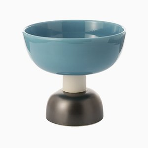 Footed Bowl by Ettore Sottsass for Bitossi, 2015