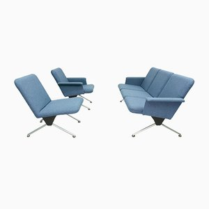 1715, 1531 & 1532 Lounge Set by Andre Cordemeyer for Gispen, 1961, Set of 31
