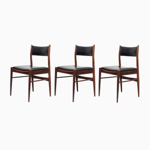 Rosewood Dining Chair, Denmark, 1960s