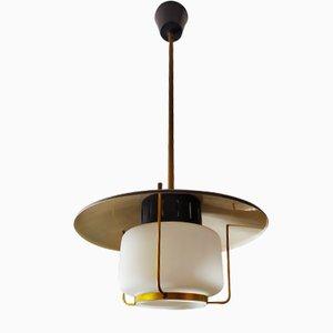 Small Pendant Lamp from Stilnovo, 1950s