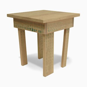 Low Flower Stamp Side Table by Tom Frencken