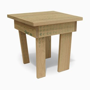 Elephant Stamp Side Table by Tom Frencken