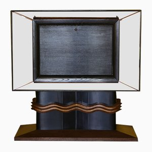Mobile bar di Vittorio Valabrega per Mermelada Estudio, anni '40