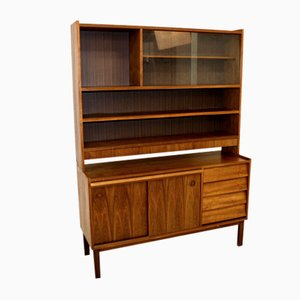 Swedish Teak Wall Unit, 1960