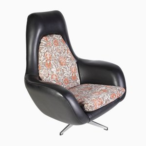 Mid-Century Swivel Lounge Chair from UP Závody, 1960s