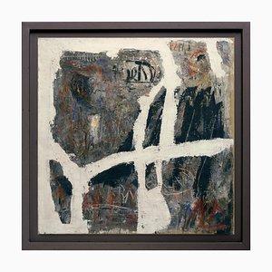 Massimo Dorta, Fragments, Mixed Media on Canvas