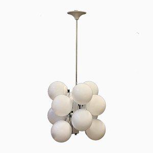 Ceiling Lamp by Stilnovo, 1950s