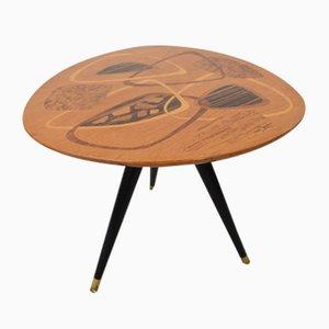 Model 435 Side Table from H.Sundling, 1950s