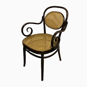 Thonet Style Armchair by Sautto and Liberale, Italy