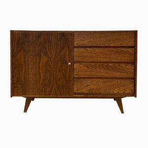 U-458 Chest of Drawers by J.Jiroutek for Interier Praha, 1960s