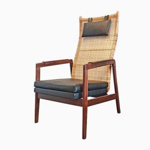 Vintage Lounge Chair by P. J. Muntendam for Gebroeders Jonkers Noordwolde, 1960s