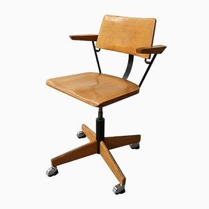 Desk Chair by Albert Stoll for Stoll Giroflex, 1950s