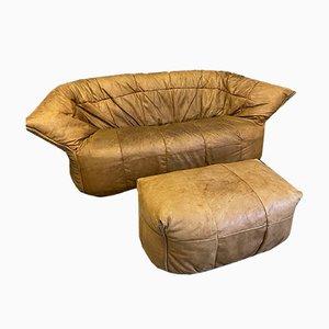 Brigantin Sofa by Michel Ducaroy for Ligne Roset