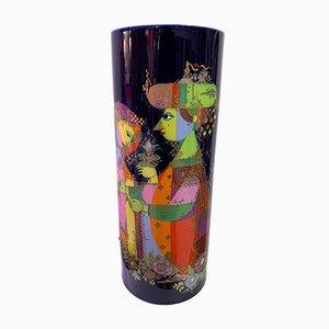 Vase von Bjorn Wiinblad für Rosenthal