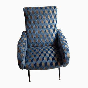Marco Zanuso Style Armchair, 1950s