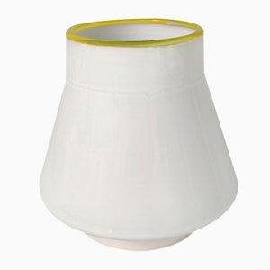 Deckenlampe aus Muranoglas von Leucos, 1970er
