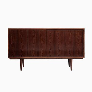 Mid-Century Danish Sideboard in Rosewood from Hundevad, 1960s
