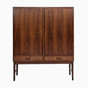 Mid-Century Danish Cabinet in Rosewood by Niels O. Moller for J.L. Moller, 1960s