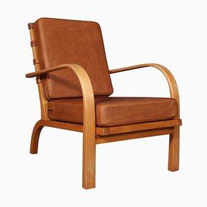 Lounge Chair by Ernst Heilmann Sevaldsen for Fritz Hansen,1930s