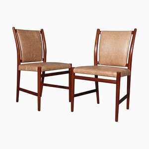 Model A-49 Chairs by Jacob Kjær, Set of 2
