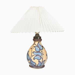 Tischlampe von Herman A. Kähler