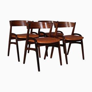 Danish Chairs, Set of 4