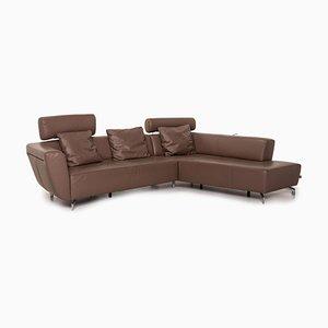 Leather Corner Sofa from Mondo