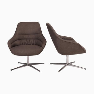 Kyo Upholstered Lounge Chairs by Pearson Lloyd for Walter Knoll, Set of 2
