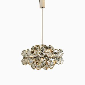 Diamond Chandelier from Bakalowits & Söhne, 1960s