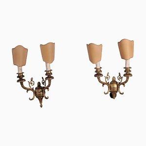 Lampade da parete, set di 2
