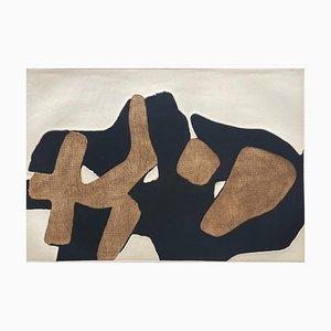 Conrad Marca-Relli, Composition 10, 1977