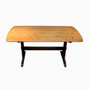 Table Tréteau en Chêne