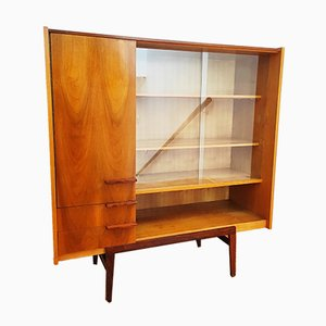 Czech Bookcase by F. Mezulanik for UP Závody, 1960s