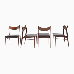 Chairs by Oswald Vermaercke for V-Form, Set of 6