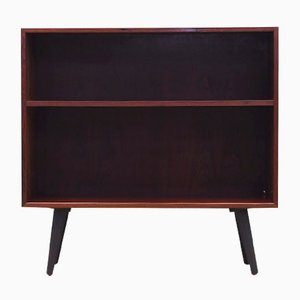 Danish Rosewood Bookcase from Hjørnebo, 1970s