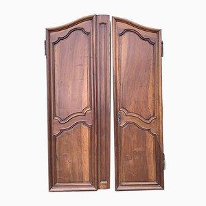 Louis XV Double Door Set